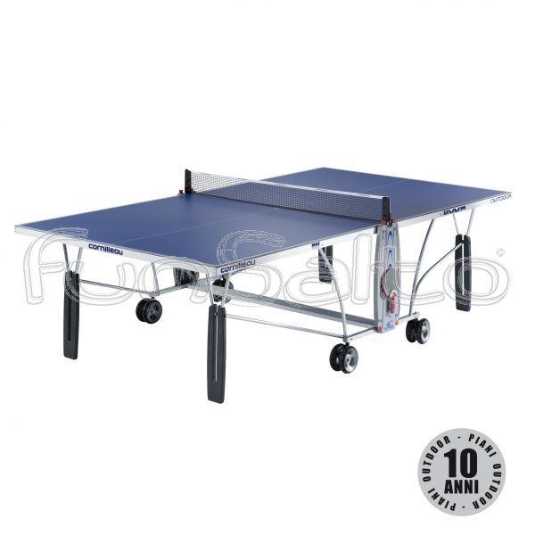 Cornilleau sport 250 outdoor funsalto rivenditore in toscana per tappeti elastici trampolini - Tavolo calcio balilla decathlon ...